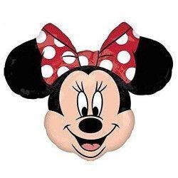 Ballon alu tête de Minnie 53 cm Déco festive 3155002