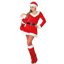 Déguisement Mère Noel femme taille M-L Déguisements 32223