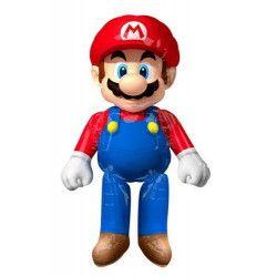 Ballon airwalker Mario Bros 152 cm Déco festive 3231701