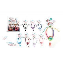 Bijou bracelet attrape rêve vendu par 48 Jouets et articles kermesse 32503-LOT