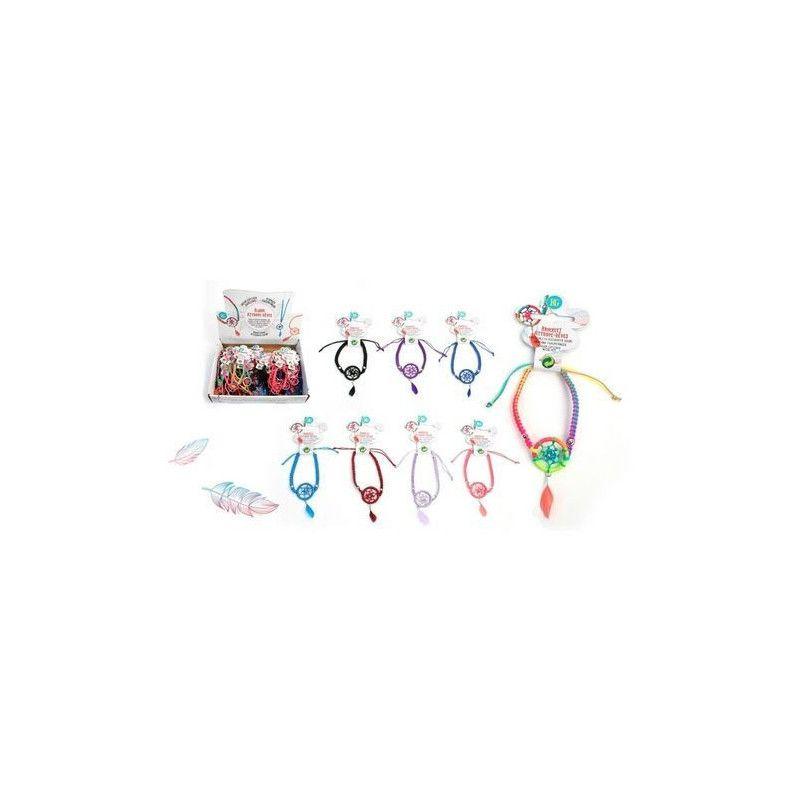 Bijou bracelet attrape rêve vendu par 48 Jouets et kermesse 32503-LOT