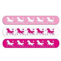 Bijou bracelet clap motif licorne bijou kermesse vendu par 48 Jouets et kermesse 32916-LOT