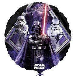 Ballon aluminium hélium Star Wars™ 43 cm Déco festive 3291802