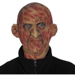 Masque latex Freddy luxe Accessoires de fête 333001