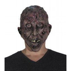 Masque latex lépreux Accessoires de fête 333009