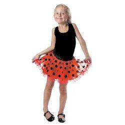 Tutu coccinelle fille 4-6 ans Déguisements 333202