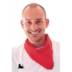 Bandana feria rouge Accessoires de fête 33352