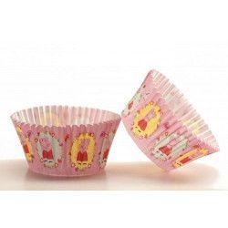 Déco festive, Caissettes à cupcakes Peppa Pig™ x 50, 339009, 2,50€