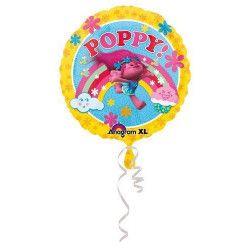 Ballon alu Trolls™ 43 cm Déco festive 3395001