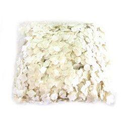Maxi confettis blancs Déco festive 34378