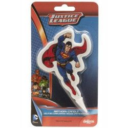 Bougie anniversaire Superman™ Cake Design 346134