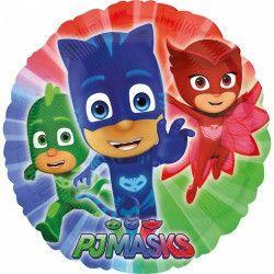 Ballon hélium PJ Masks Déco festive 3467201