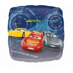 Déco festive, Ballon alu Cars 3™ 86 cm, 3536401, 2,55€