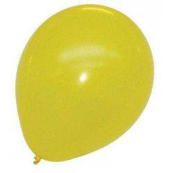 Ballons pastel jaunes x 20 Déco festive 36016
