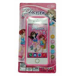 Jouets et kermesse, Blister téléphone avec son 6 x 11 cm, 36031, 1,00€