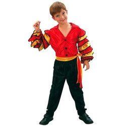 Déguisements, Déguisement Danseur de Rumba garçon 7-9 ans, 36047, 12,50€