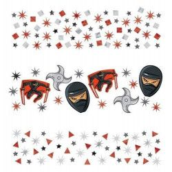 Déco festive, Confettis Ninja, 361587, 2,90€