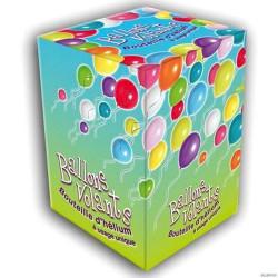Bouteille hélium grand modèle 0.42 m3 50 ballons Déco festive 36250GMS
