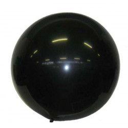Ballon géant noir Déco festive 36350NO