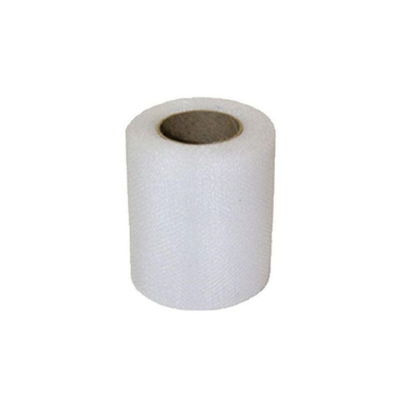 Rouleau de tulle blanc 20 m Déco festive 36600BLZ