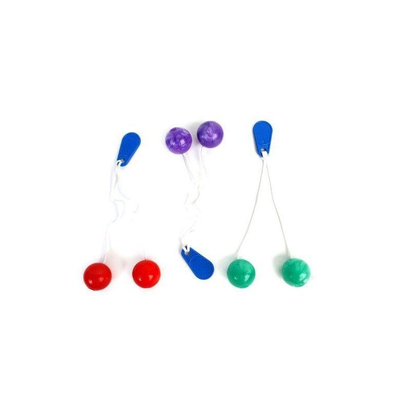 Castagnettes tac tac avec boules Jouets et articles kermesse 36907