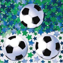 Confettis Foot Déco festive 369903