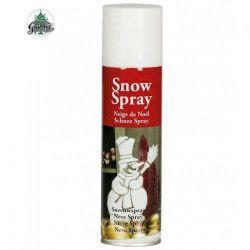 Bombe de neige artificielle 150 ml Déco festive 37756
