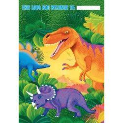Déco festive, Sachets anniversaire Dinosaure x 8, 379766, 1,90€