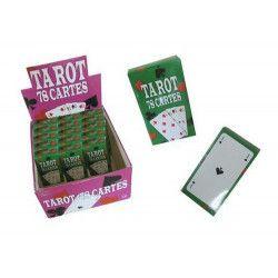 Jouets et kermesse, Jeux de tarot 78 cartes, 38975, 1,90€