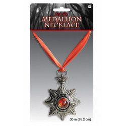 Collier vampire gothique halloween Accessoires de fête 390975-55