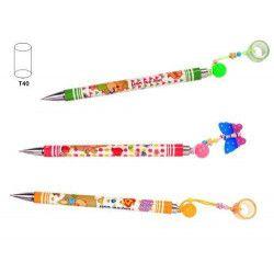 Jouets et kermesse, Crayon à mine fantaisie vendu par 40, 39151-LOT, 0,22€