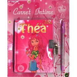 Carnet intime et stylo Théa Jouets et articles kermesse 39236