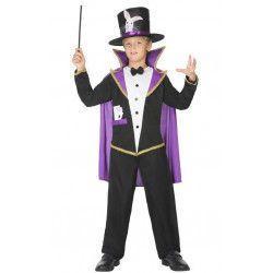 Déguisement magicien garçon 5-6 ans Déguisements 39411