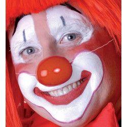 Nez de clown x 6 Accessoires de fête 40112606