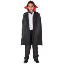 Accessoires de fête, Déguisement cape vampire 70 cm enfant, 40758, 7,50€
