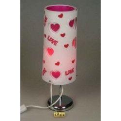 Lampe coeur Divers 4139