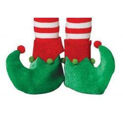 Sur chaussures elfe lutin adulte Accessoires de fête 41573