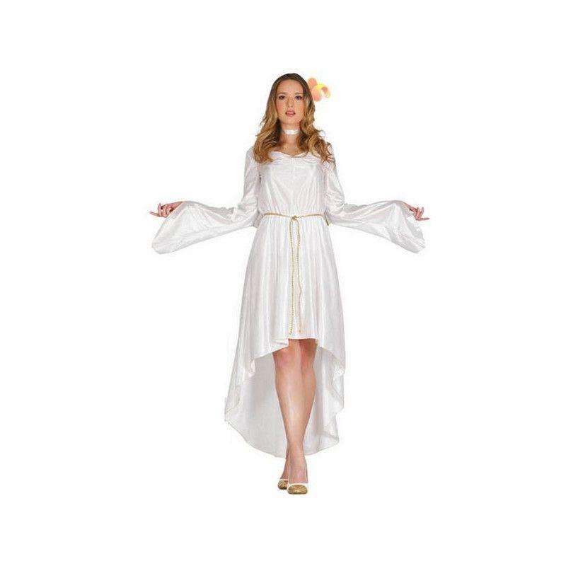 Déguisement ange femme avec ailes taille L Déguisements 41579