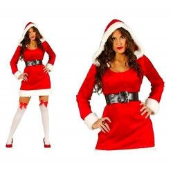 Déguisement Mère Noël avec capuche taille S Déguisements 42407