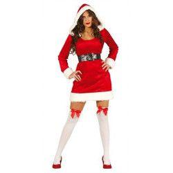 Déguisement Mère Noël sexy taille M Déguisements 42408