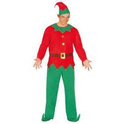 Déguisement elfe de Noël homme taille L-XL Déguisements 42413