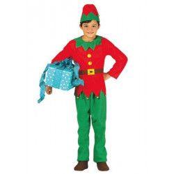Déguisement elfe garçon 5-6 ans Déguisements 42450