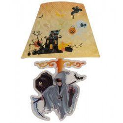 Lampe lumineuse adhésive avec motif Mort Déco festive 4310
