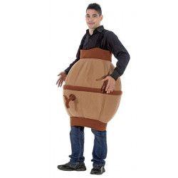Costume tonneau adulte Déguisements 43152