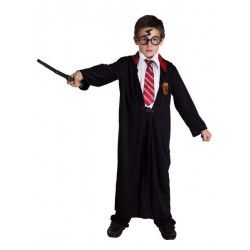 Déguisement sorcier magicien garçon 6 ans Déguisements 43306