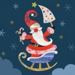 Déco festive, Serviettes imprimées 40 x 40 cm 20 pièces 44181 noël, 44181, 2,90€