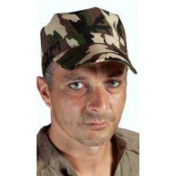 Casquette de militaire Accessoires de fête 44404
