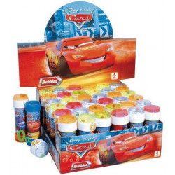 Lot 36 bulles de savon cars 60 ml Jouets et articles kermesse 450104