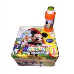 Lot de 16 maxi bulles de savon Mickey 175 ml Jouets et articles kermesse 450150