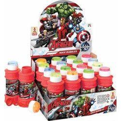 Jouets et kermesse, Lot de 16 maxi bulles de savon Avengers 175 ml, 450171, 17,60€